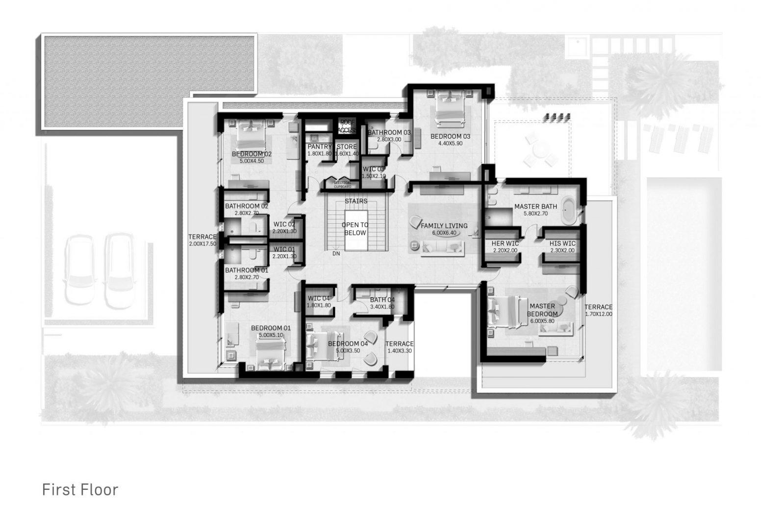 JDLA_Villa Oceana_First Floor