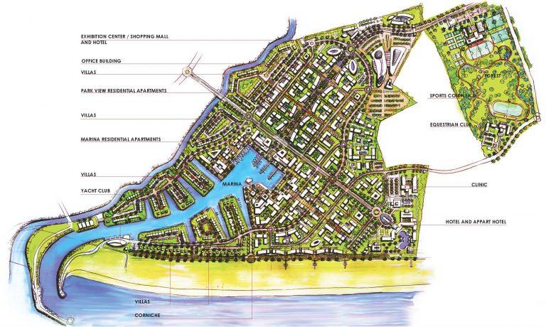 Tanger - Masterplan